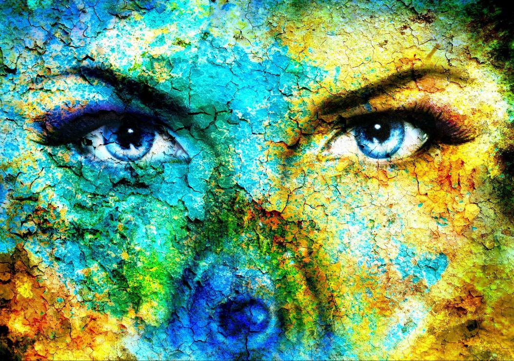 Puzzle La Femme Loup Grafika