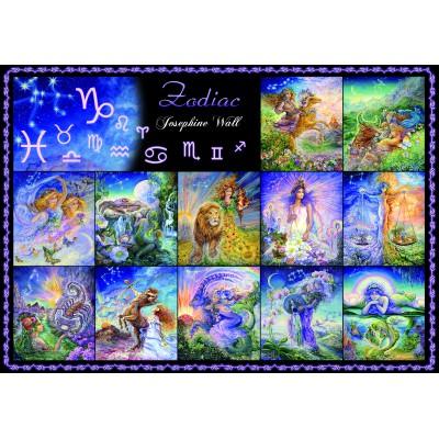 Signes du zodiaque érotique