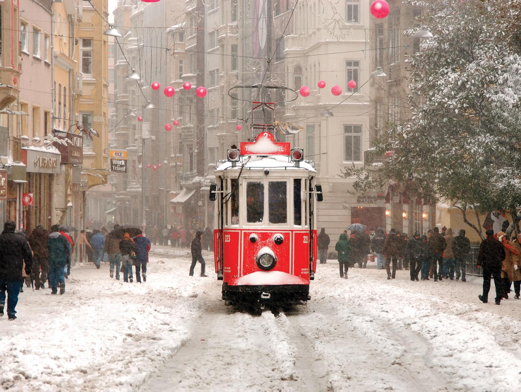 Puzzle Turquie : Beyoğlu, Istanbul Art Puzzle