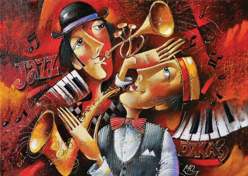 Puzzle Jazz Art Puzzle