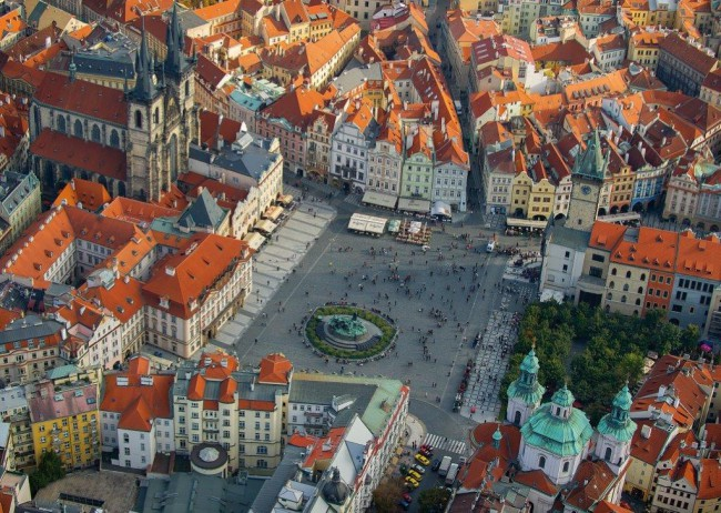 Puzzle Prague Piatnik