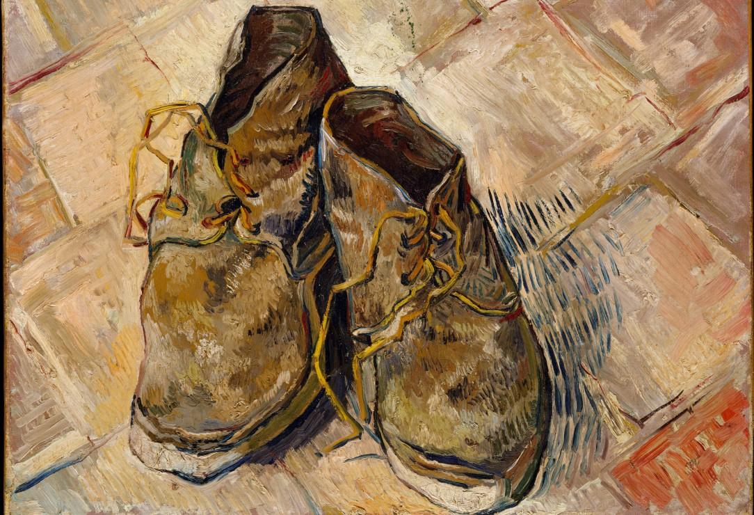 Puzzle Pièces XXL - Van Gogh Vincent : Chaussures, 1888 Grafika Kids