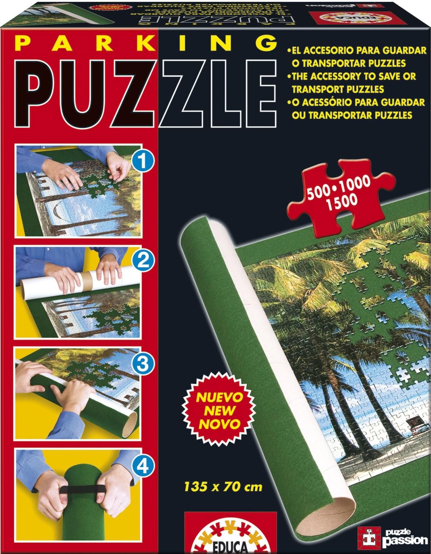 Tapis de Puzzles - 500 à 1500 pièces Educa