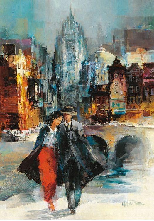 Puzzle Romance Educa