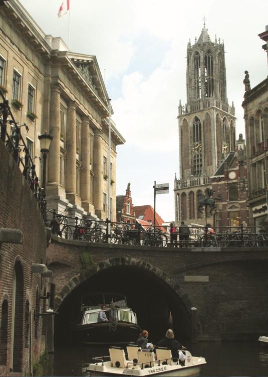Puzzle Pays Bas, Utrecht : Hôtel de ville PuzzelMan
