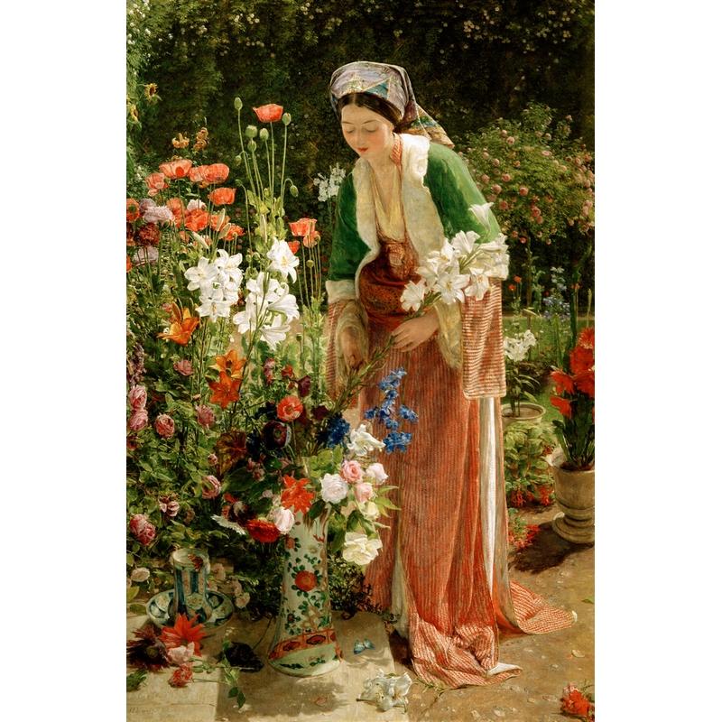 Puzzle Lewis : Dans le jardin Puzzle Michèle Wilson