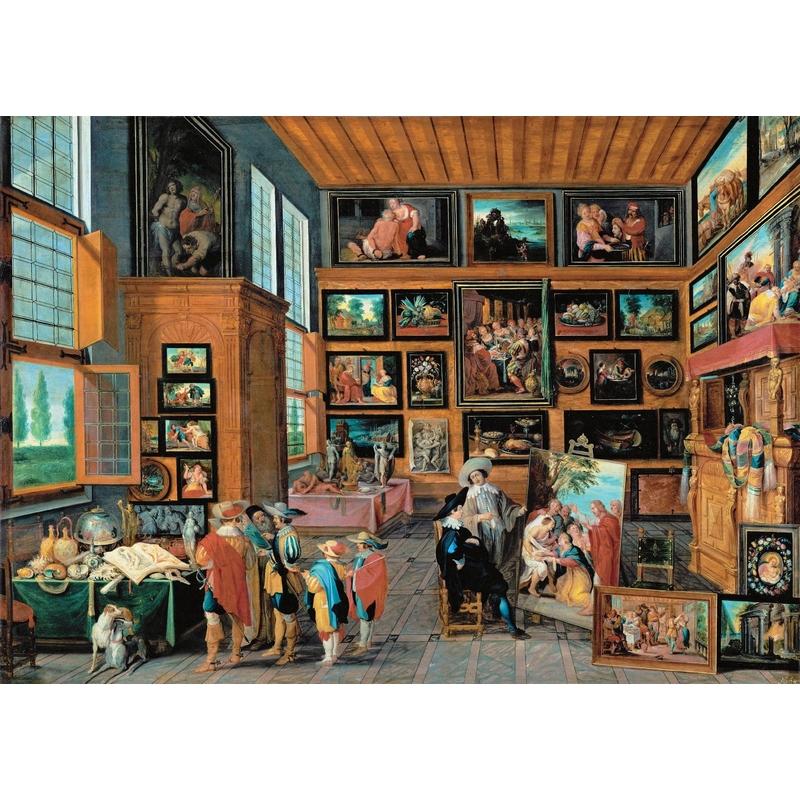 Puzzle Jordaens : Galerie d´art Puzzle Michèle Wilson
