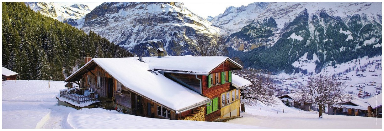 Puzzle Chalet dans les Alpes Ravensburger