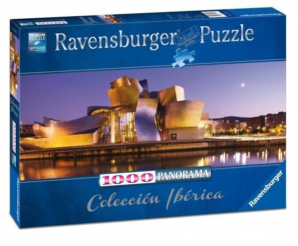 Puzzle Museo Guggenheim, Bilbao Ravensburger