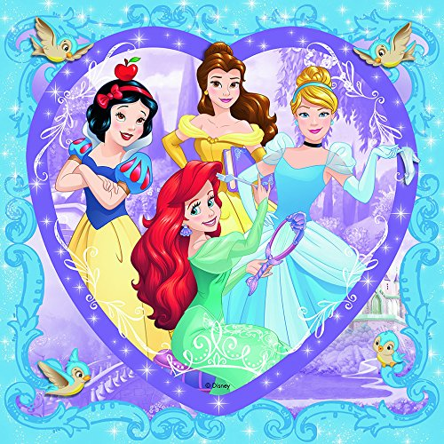 Puzzle Disney Princesses Ravensburger