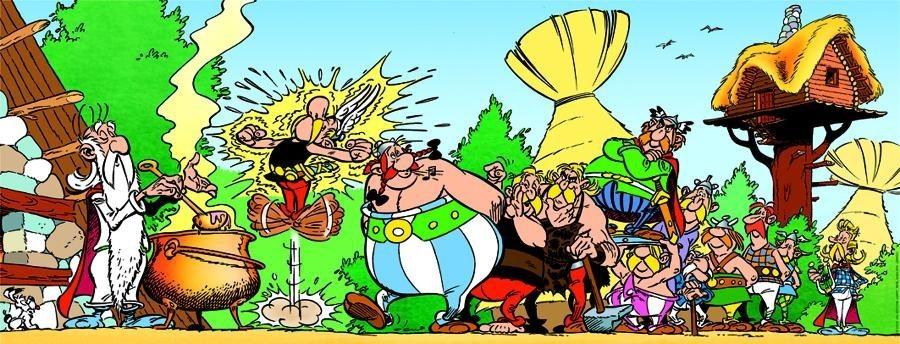 Puzzle Astérix et Obélix Ravensburger