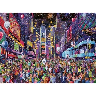 Jigsaw Puzzles 1000 pièces New York Times Square Pour Enfants Adultes Puzzle Home Decor