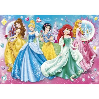 Puzzle Princesses Disney Clementoni 20077 104 Pi 232 Ces