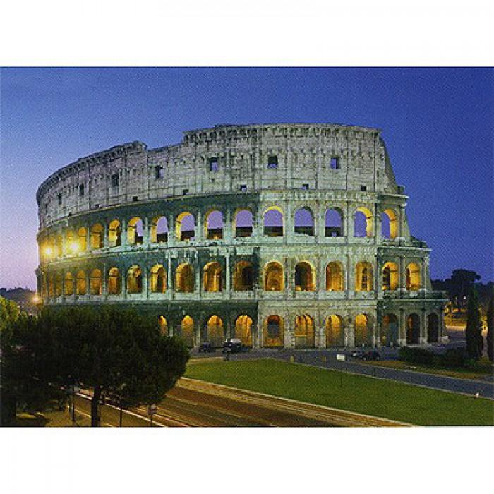 Puzzle Le Colisée, Rome Clementoni