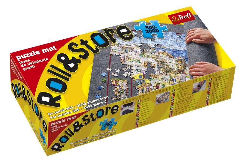 Tapis de Puzzles 500 à 3000 pièces Trefl