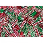 Puzzle  Master-Pieces-31334 Bonbons de Noël