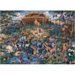 Puzzle  Master-Pieces-71178 Arche de Noé