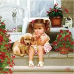 Puzzle  Master-Pieces-71310 Joys of Childhood - Rêverie d'été