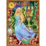 Puzzle  Master-Pieces-71554 Book Box - Cendrillon