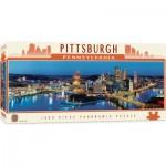 Puzzle  Master-Pieces-71589 Pittsburgh, Pennsylvania