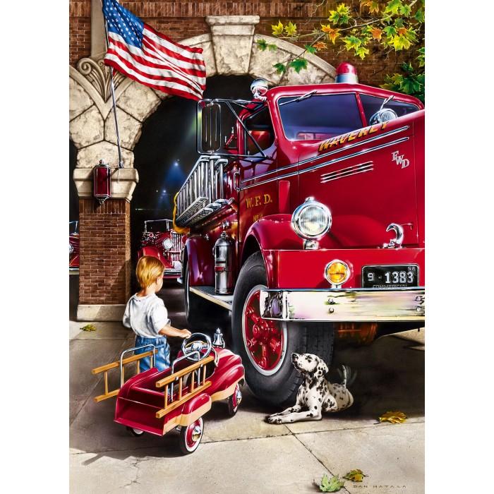 Firehouse Dreams
