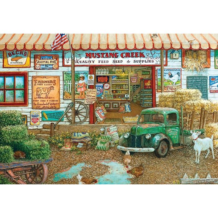 Farm & Fleet Store By Janet Kruskamp