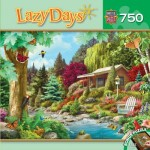 Puzzle   Alan Giana - Lazy Days - Time to Relax