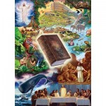 Puzzle   Book Box - The Holy Bible