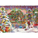 Puzzle   Merry Christmas Shop