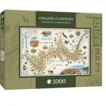Puzzle   Xplorer Maps - Grand Canyon
