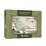 Puzzle   Xplorer Maps - Montana