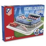 Nanostad-Atletico-Madrid Nanostad 3D Puzzle - Vicente Calderon, Atletico