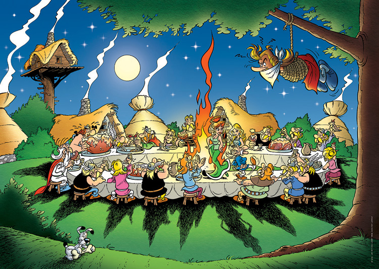 [Jeu] Association d'images - Page 17 87737-asterix-et-obelix-le-banquet-puzzle-1500-pieces.11092-1.fs