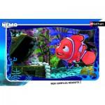 Puzzle  Nathan-86055 Le monde de Nemo : Chez Le Dentiste