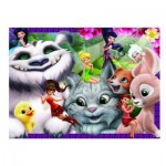 Puzzle  Nathan-86337 Disney Fairies - Clochette