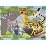 Puzzle  Nathan-86572 La Garde du Roi Lion