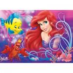 Puzzle  Nathan-86634 Ariel, Jolie Petite Sirène