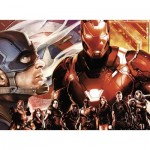 Puzzle  Nathan-86912 Captain America