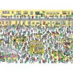 Puzzle  Nathan-87149 Où est Charlie ? Au Musée