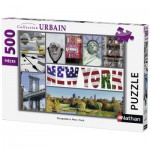 Puzzle  Nathan-87229 Escapade à New York