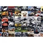 Puzzle  Nathan-87780 Epopée de la 2CV Citroën