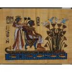 Puzzle  Nathan-87854 Le Pharaon et son Epouse