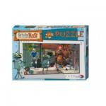Puzzle  Noris-606031081 Chevalier Rost