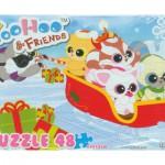 Puzzle  Noris-606031130 Yoohoo & Friends