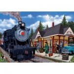 Puzzle  Cobble-Hill-50703 Canada : La Gare de Kirkland Lake