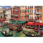 Puzzle  Cobble-Hill-50705 Italie : Vacances Vénitiennes