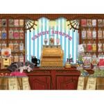 Puzzle  Cobble-Hill-51645 Bonbons à Vendre