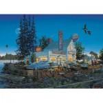 Puzzle  Cobble-Hill-51740 William Kreutz : Bait and Breakfast