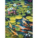 Puzzle  Cobble-Hill-51782 Koi Pond