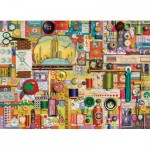 Puzzle  Cobble-Hill-51801 Shelley Davies - Sewing Notions